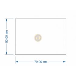 Магнит 50х70мм прямоугольный