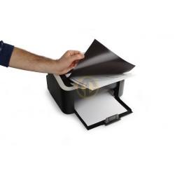 Магнитная фотобумага А4, магнитная бумага