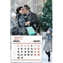 Магнитный календарь (образец)