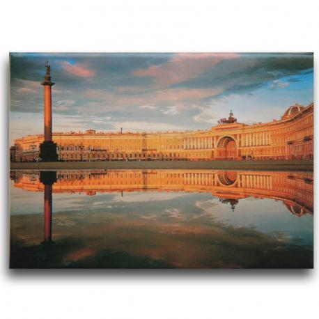 Туристический магнит Дворцовая площадь