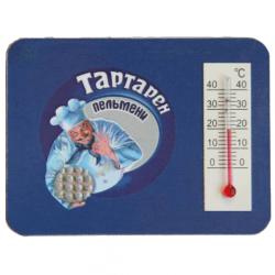 Магнит с термометром (образец)
